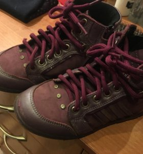Осенние ботинки Miniman