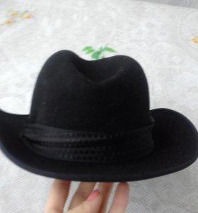Шляпы фетровые классические
