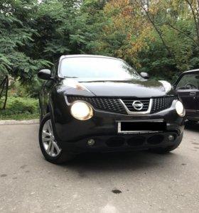 Nissan Juke 1.6 MT