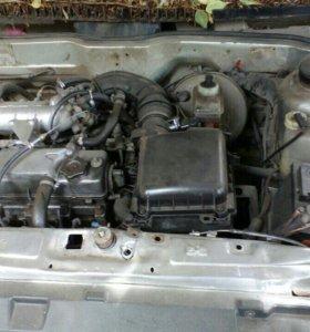 Двигатель инжектор на ваз 21014