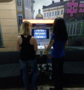 Развлекательный аркадный автомат