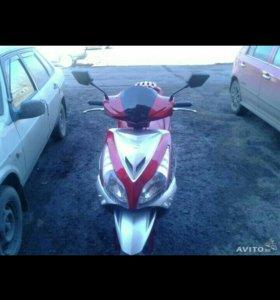 Скутер галеон 150