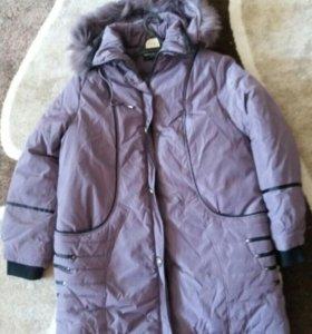 Куртка (зима размер 58)