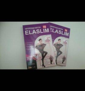 Супер прочные женские колготки Ela Slim