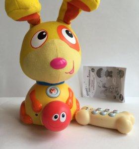 Интерактивная игрушка собака Макс