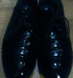 Ботинки Карло Пазолини.