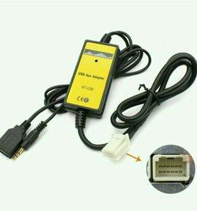 USB MP3 адаптор Toyota Camry Corolla