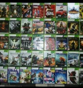 Куча игр для Xbox 360