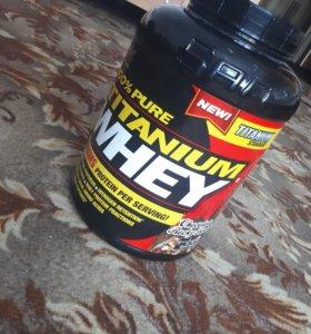 San whey протеин сывороточный