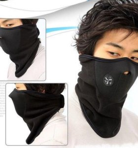 Тёплые флисовые маски