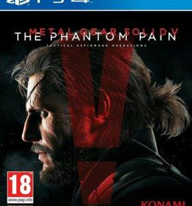 Mgs V the phantom pain ps4