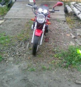 Мотоцикл Хонда СВ-1
