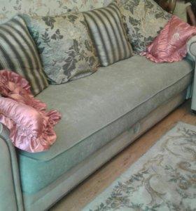 Набор мебели Диван+кресло