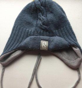 Тёплая шапочка для мальчика Reima