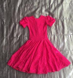 Продаю платье для бальных танцев!