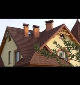Ремонт и строительство крыши