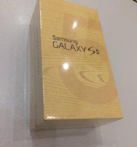 Новый Samsung Galaxy S5 16Gb LTE