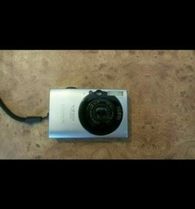 Фотоапорат Canon IXUS 851S
