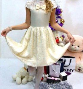 Платье для девочек,  модель пт079