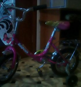 Детский велосипед ,,барсик,,