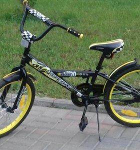Детский велосипед колеса 20'