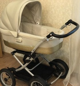Коляска peg perego culla a to gold
