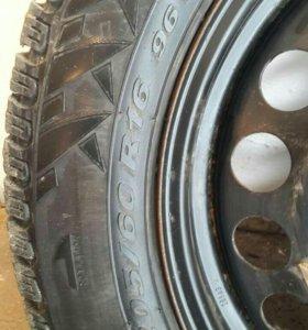 Pirelli зимняя резина на дисках