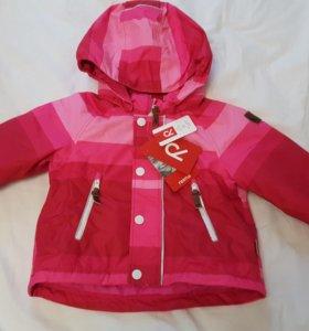 Куртка Reima 74-80р новая!