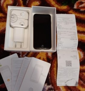 Iphon 7 blak 32 gb