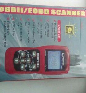 Сканер диагностический OBD-2
