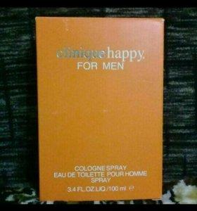 Cliniqe happy for men