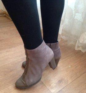 Ботинки осень\весна 39 размер