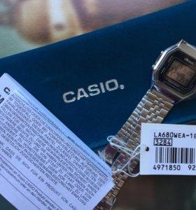 Новые Часы Casio Касио подарок Новый год