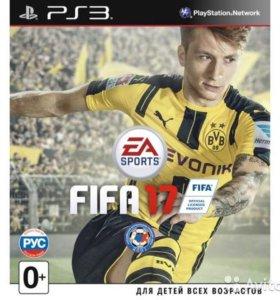 НОВАЯ FIFA 2017 PS3