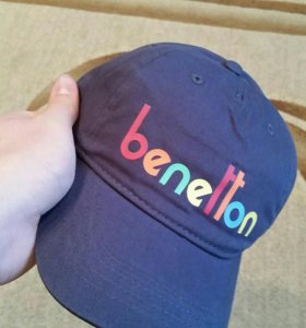 Детская кепка United Colors of Benetton