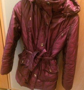 Куртка зима р. 42