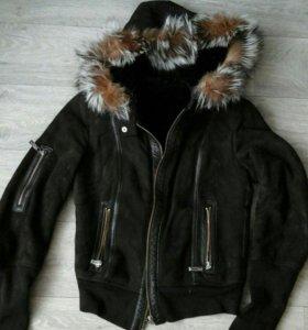 Куртка - дубленка натуральная