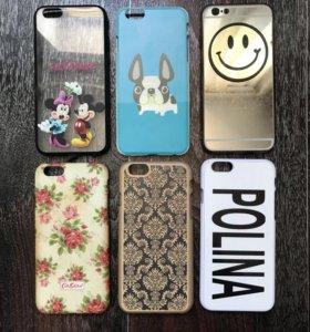 Чехлы (панельки) на iPhone 6/6s
