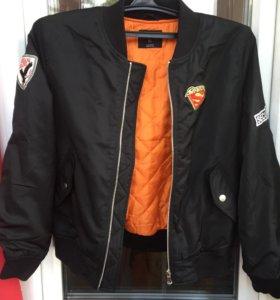 Куртка бомбер зима/осень