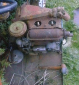 Двиготель УД-2