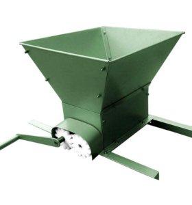 Дробилка механическая для винограда ДВ-2