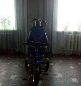 Детский велосипед(поводырь)