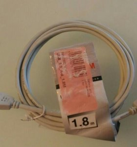 Кабель для принтера USB 1,8 м