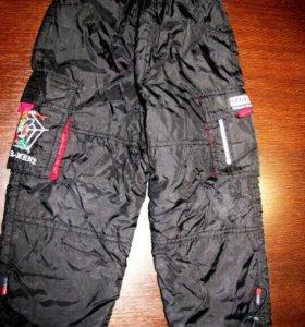 Зимние штаны от 5л
