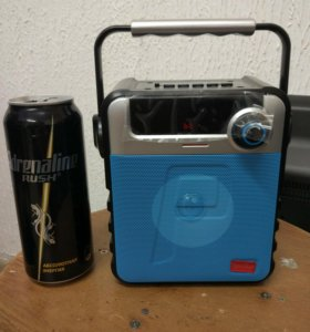 Супер громкая колонка Bluetooth FM