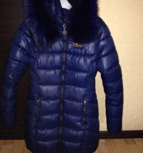 Зимний пуховик,куртка