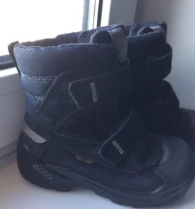 ECCO ботиночки зимние