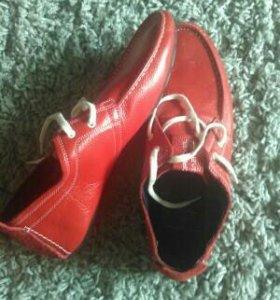 Туфли ,кожа. Размер 42