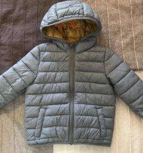 Куртка детская  осень/весна 98. ZARA