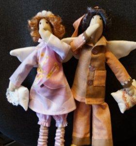 Сплюшки (ангелы сна)